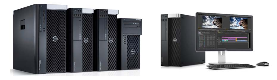 Dell İş İstasyonu - Dell Workstation